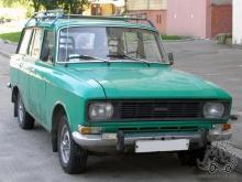 """АЗЛК-2137 """"Москвич"""" (27 вересня 2012)"""