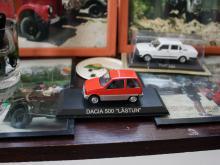 "Модель Dacia 500 ""Lastun"" модельної серії Masini de legenda"