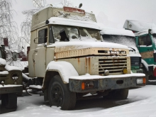 КрАЗ-64431 (23.01.2018)