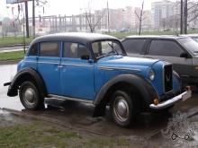 Москвич-400 (15.04.2012)